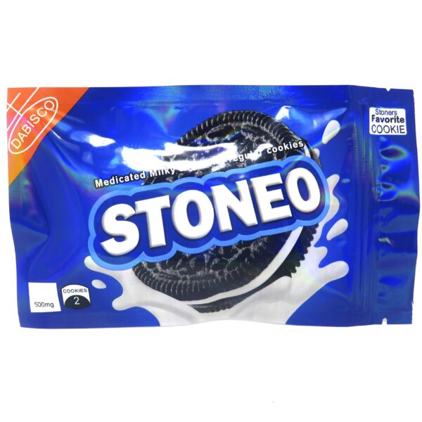 So, you love Oreo Cookies, but you also like to sink into your sofa and enjoy the feeling of floating through the day. Oreo Stoneos are the perfect combo. Also, these great Stoneo Cookies are discreet and perfect for self-medicating on the go.