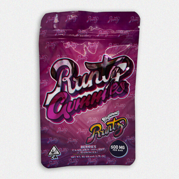 CANNABIS INFUSED GUMMIES PROCEED WITH CAUTION. Runtz gummies is prepared from the extract of various natural ingredients that are considered safe and beneficial for enhancing the health and wellness of the consumers. All of which are a delicious blend of sweet, sour, and chewy goodness!